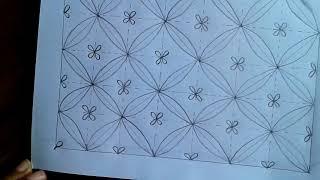 Download Art noksha/nokshi katha designe/ baby kathar noksha/new designe Video