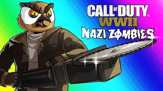 Download COD WW2 Zombies Funny Moments - Darkest Shore DLC and Easter Egg Attempt! Video