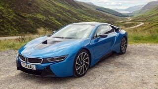 Download BMW i8 Review: Sexy, Superhuman Hybrid & Porsche 911 Eater Video