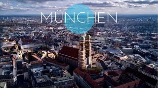 Download München - Munich - Bavaria - Germany - Summer & Winter - Cinematic - Drone Footage Video