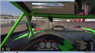 Download First Dirt Pro Late Model Race : iRacing Video