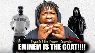 Download Royce da 5'9″ - Caterpillar ft. Eminem, King Green (REACTION!) Video