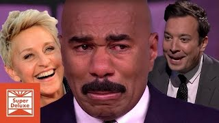 Download Family Feud Funniest Moments // Steve Harvey lol moments! Video