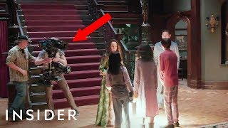 Download How Netflix's 'Haunting Of Hill House' Filmed A 17-Minute Scene In One Take | Movies Insider Video