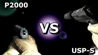Download CS:GO - P2000 VS USP-S Video