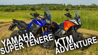 Download KTM 1190 Adventure vs Yamaha XT1200ZE Super Tenere Video