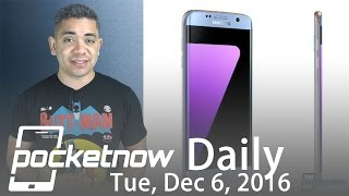 Download Samsung Galaxy S8 headphone jack, LG G6 water resistance & more - Pocketnow Daily Video