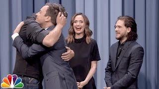 Download Charades with Kit Harington, Rose Byrne and Blake Shelton Video
