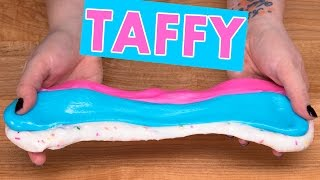 Download Homemade Taffy Candy Recipe (Cotton Candy, Bubble Gum & Funfetti) Video