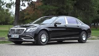 Download Mercedes-Benz   La Nouvelle Mercedes-Maybach Classe S Berline avec Stéphane Rotenberg Video