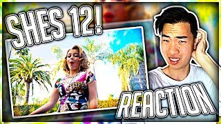 Download Reacting to Danielle Cohn - Marilyn Monroe (SHE'S 12 YEARS OLD) Video