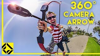 Download 360° Camera on an Arrow! Video