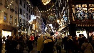 Download [4k] Strasbourg - Capital of Christmas Video