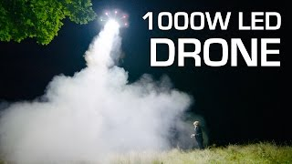 Download 1000W LED on a DRONE - RCTESTFLIGHT Video
