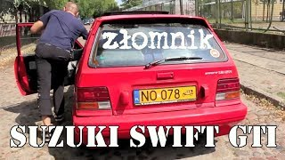 Download Złomnik: Suzuki Swift GTI feat. Blogomotive Video