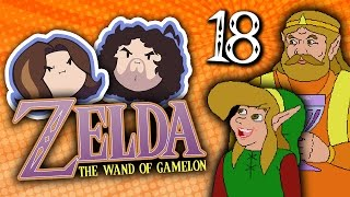 Download Zelda The Wand of Gamelon: Flame Throwin' Wizard - PART 18 - Game Grumps Video