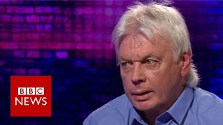 Download David Icke talks conspiracy theories - BBC News Video