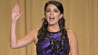 Download Cecily Strong at the 2015 White House Correspondents' Dinner Video