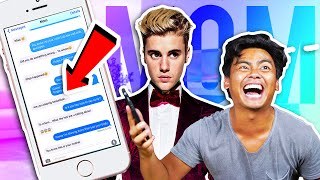 Download Pranking MOM with JUSTIN BIEBER'S SORRY Lyrics Video