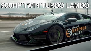 Download 900hp TWIN TURBO VS SUPERCHARGED LAMBORGHINI! (You'll never guess who wins) Video