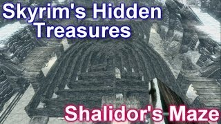 Download Skyrim's Hidden Treasures - Shalidor's Maze Video