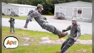 Download ★CRAZY Military Moments ★ | Army FAILS & Funny Soldiers | AFV 2019 Video