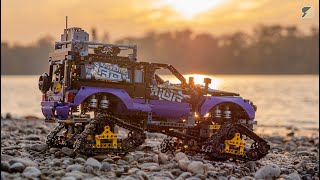 LEGO Technic 42069: Extreme Adventure In-depth Review & Speed Build