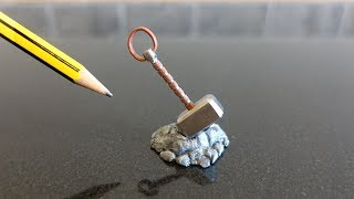 Download MINI Thors Hammer - Miniature but MIGHTY Weapon Video