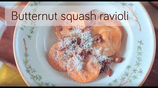 Download Butternut squash ravioli   Video recipe Video