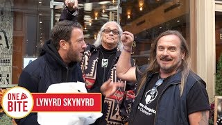 Download Barstool Pizza Review - Mangia With Special Guest Lynyrd Skynyrd Video