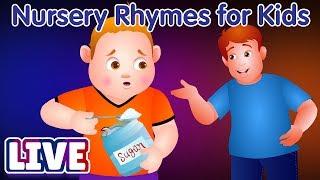 Download ChuChu TV 3D Nursery Rhymes & Kids Songs - Johny Johny Yes Papa Video
