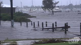Download 9-14-2018 New Bern, NC Hurricane Florence, total destruction, marina, search and rescue, Incredible Video