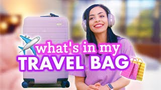 Download What's In My Travel Bag! Video