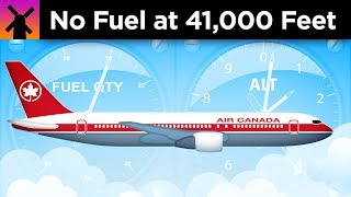 Download An Airplane Ran Out of Fuel at 41,000 Feet. Here's What Happened Next Video