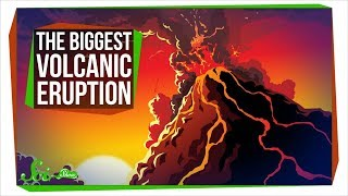 Download The Biggest Volcanic Eruption in Human History Video