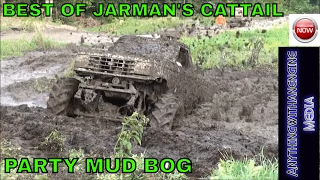 Download BEST OF JARMAN'S CATTAIL PARTY MUD BOG FARWELL MICHIGAN Video