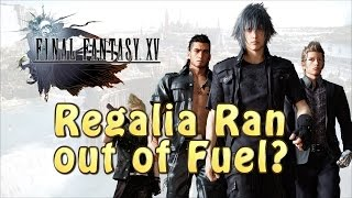 Download Final Fantasy XV What to do when you run out of fuel Video