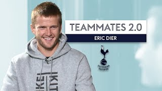 Download Heung-Min Son has different celebrations with everyone! | Eric Dier Teammates 2.0 Video