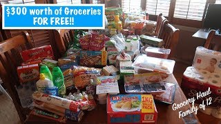Download $300 Worth Of Groceries FOR FREE | Australian Family Vlog Video