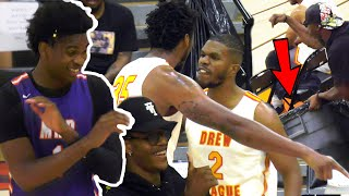 Download Drew League Team QUITS in BLOWOUT VS Josh Christopher! Crowd BEGS Them To Forfeit! Video