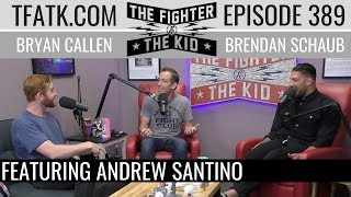 Download The Fighter and The Kid - Episode 389: Andrew Santino Video
