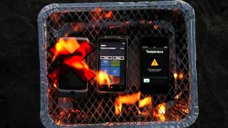 Download Android, WinPho7, iPhone4... What Grills Faster? Video