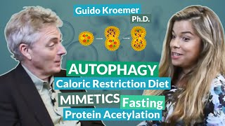 Download Dr. Guido Kroemer on Autophagy, Caloric Restriction Mimetics, Fasting & Protein Acetylation Video