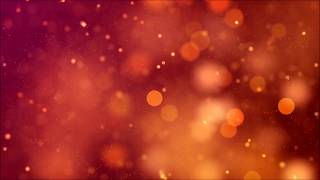 Download UNFOCUSED RED BOKEH CICRLES PARTICLES | Full HD Relaxing Screensaver Video