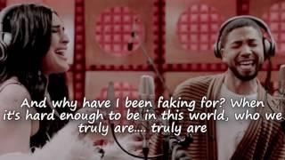 Download Empire Cast - ″Simple Song″ ft. Jussie Smollett & Rumer Willis w/ lyrics Video