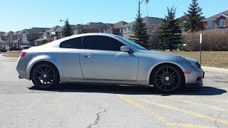 Download 5 Things I LIKE about My 04 Infiniti G35 Coupe Video