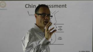Download Chin Assessment - Assessing The Chin By Dr Mike Mew Video