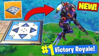 Download *NEW* BOUNCER TRAP GAMEPLAY In Fortnite Battle Royale! Video