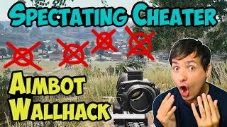 Download PUBG Cheater / Hacker Exposed - Aimbot, Wallhack & Invisible Playerunknown's Battlegrounds Video