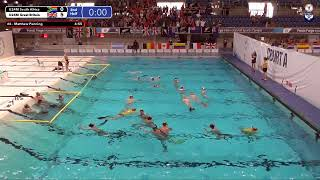 Download Game 195 (GBR vs RSA U24M) ENGLISH- 5th CMAS Underwater Hockey Age Group Worlds - Sheffield, UK Video